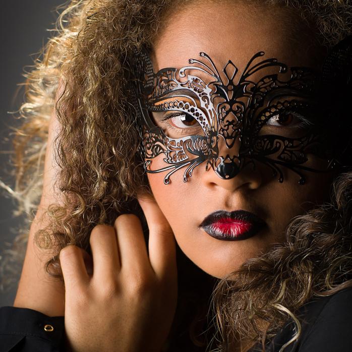 Petite Masquerade
